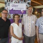 Gruppenfoto Speaker Burgenland