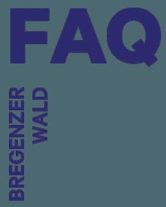 Logo FAQ Bregenzerwald
