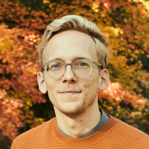 Portrait Hanno Burmester